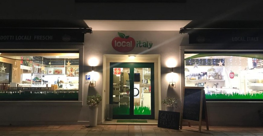 BENVENUTO IN LOCAL ITALY!